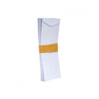 Pack of 25 Envelope 3.9x9 Inch