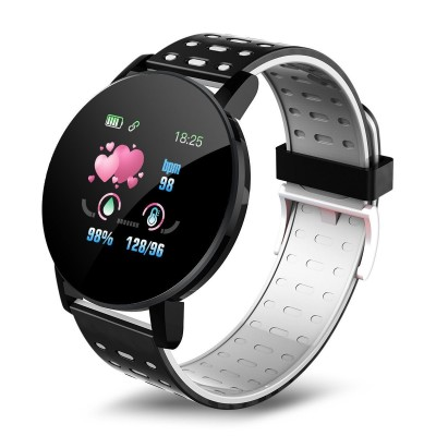 GETIIT-ONE-Round Smart Watch, Blood Pressure,all fitness tracker