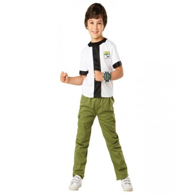 Ben 10 Costume For Kids 2 To 4