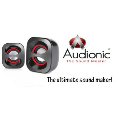 Audionic Speakers Fine Condition