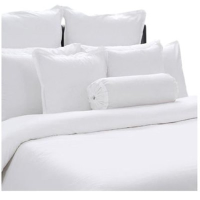 White Cotton  Size Quilt Cover