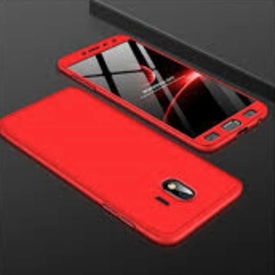 Samsung A6 360 Front and Back Cover - Red