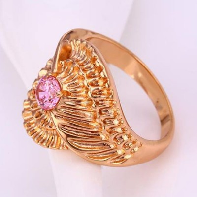 Alloy - Gold Plated - Ring
