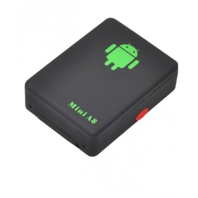 Mini A8 Real Time Gps Gsm/Gprs Tracker Global Security Tracking Monitoring