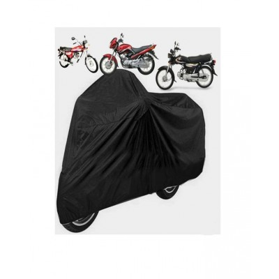Water & Scratch Proof Full Bike / Motorcycle Cover Multicolor