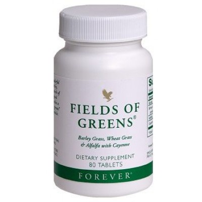 Forever Field Of Greens