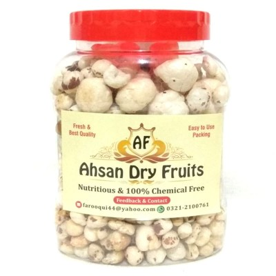 Fox Nut (Phool Makhana) - 500 Gm