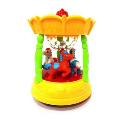 Musical Merry Go Round For Babies