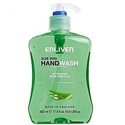 Anti Bacterial Hand Wash With Aloe Vera 500 Ml