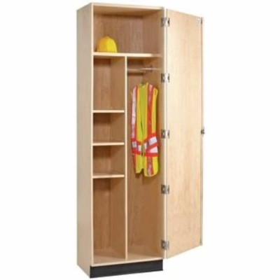 Single Door  Wardrobe Cupboard