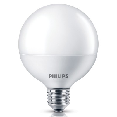 LED Globe 8.5W Cool Day Light