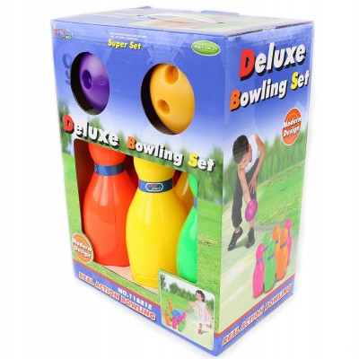Super Deluxe Bowling Set For Kids