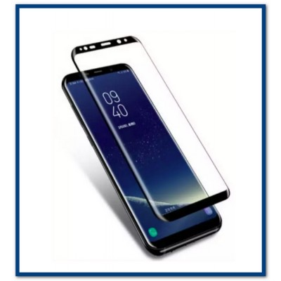 Samsung Galaxy S9 3D Curved Tempered Glass Screen Protector