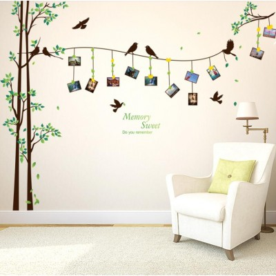 Home Decoration 3D Wall Stickers Decoration Wall Poster Home Decor DIY