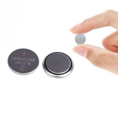 Cr1216 - Lithium Button Cell Battery 3V
