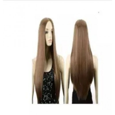 Long Straight Hair Extension for Women - Dark Brown