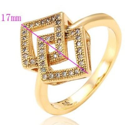 Alloy Gold Plated - Ring