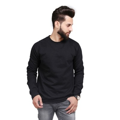 Black Sweatshirt For Men