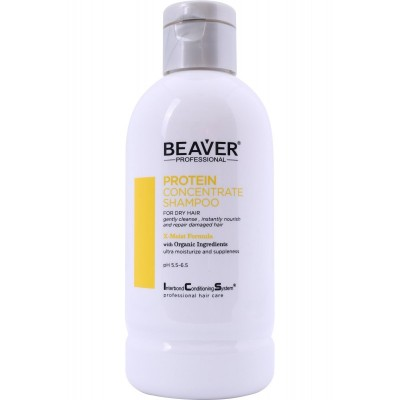 Beaver Protein Concentrate Shampoo 300ml