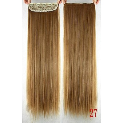 HAIR EXTENSHION GOLDEN
