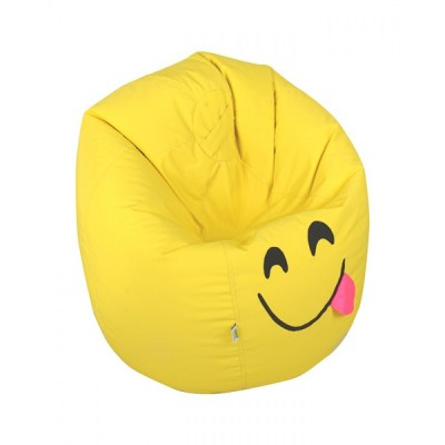 Relaxsit Emoji Hungry Face Bean Bag - Medium