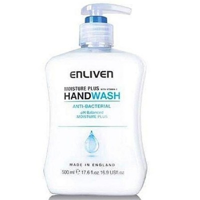 Moisture Plus Handwash 500Ml