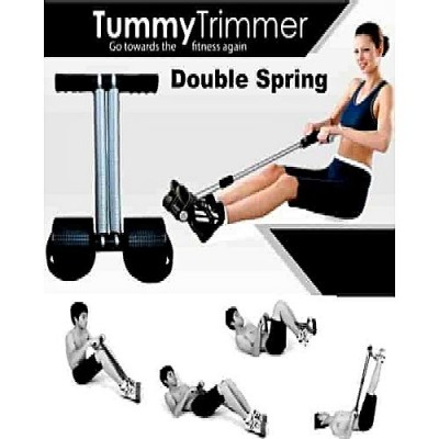 Tummy Trimmer Exercise Waist Abs Workout Unisex Fitness Equipment Gym