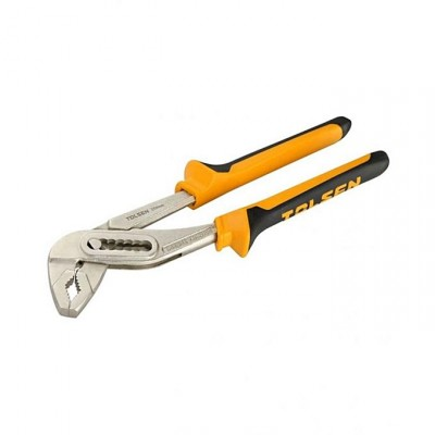 10 Inch Black and Yellow Water Pump Pliers 250 MM