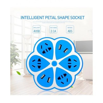 Intelligent Petal Shape Socket