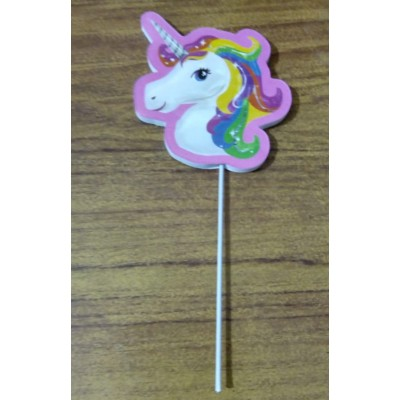 Cup cake toppers Unicorn Theme
