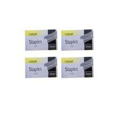 Pack Of 4- Stapler Pin 24/6