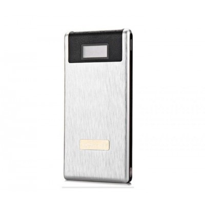 Konfulon WALLET 8000mAh High Capacity LCD Digital Display Power Bank