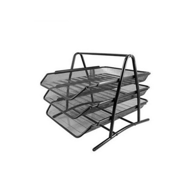 Letter Tray 3 Story Metal A4