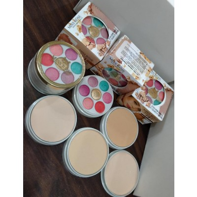 MISS ROSE - 5 IN 1 (FACE POWDER & HIGHLITHER)