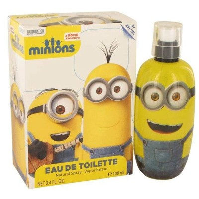 Minions 100Ml Cool Cologne In Money Box-6284