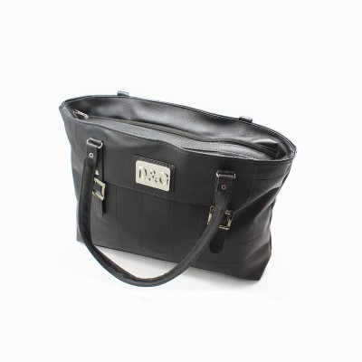 Black color hand bag for girls BG161