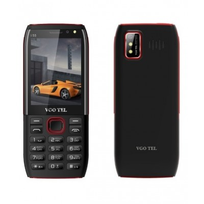 """I55 - 2.8"""" - Dual Sim - with warranty - Mix color"""