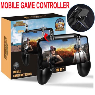 W11+ Smartphone Game Pubg Controller Console Gamepad For Ios Android Phones