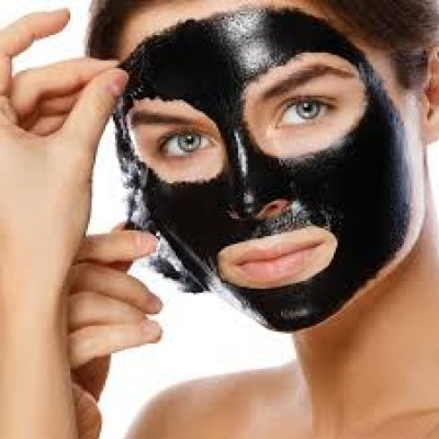 Pack of 5-Black Heads Peel Off Face Mask