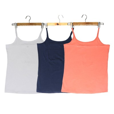 Pack of 3 Multicolor Tank Tops