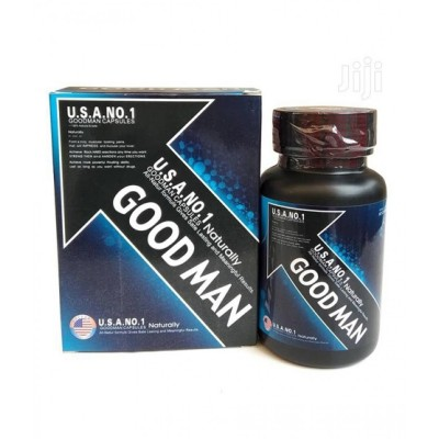 Goodman No1 Enhancement Capsules