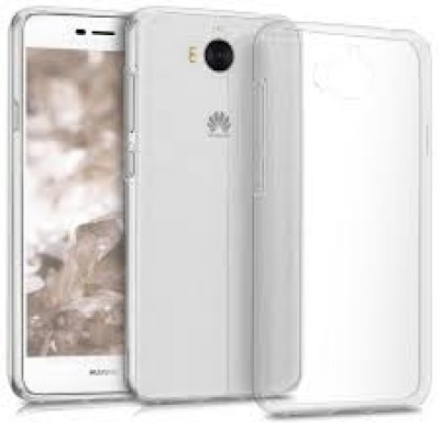 Huawei Y5 Case, Flexible Soft Slim Jelly Transparent Clear TPU Cover for Huawei Y5 TPU