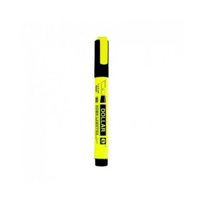 Fluorescent Highlighter - 5 mm (Yellow)