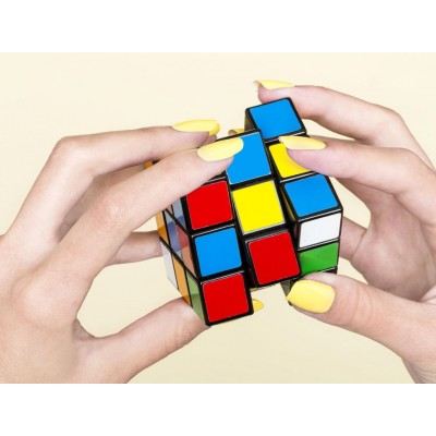 Rubix Cube 3 X 3 X 3 Rubic Cube Puzzle Toy Multicolor
