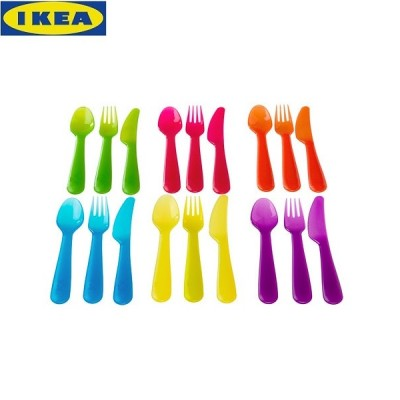 IKEA Cutlery Set, Set of 18 Pieces