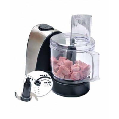 White Food Processor - FP 117 (Packing Damaged)