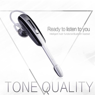 Handsfree Business Bluetooth Earphone Wireless Bluetooth Headset With Microphone Voice Control