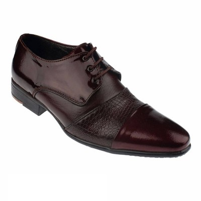 Dark Brown Formal Leather shoes