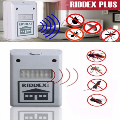 Riddex Plus Pest Repeller - Non Toxic Pest Repellant