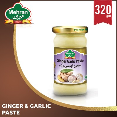 Ginger Garlic Paste 320 Gm